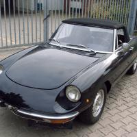 Alfa Spider von 1975